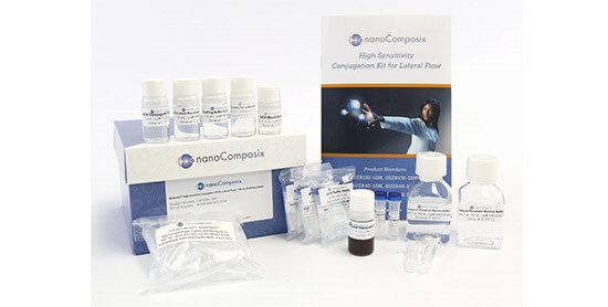 High Sensitivity Gold Conjugation Kit for Lateral Flow